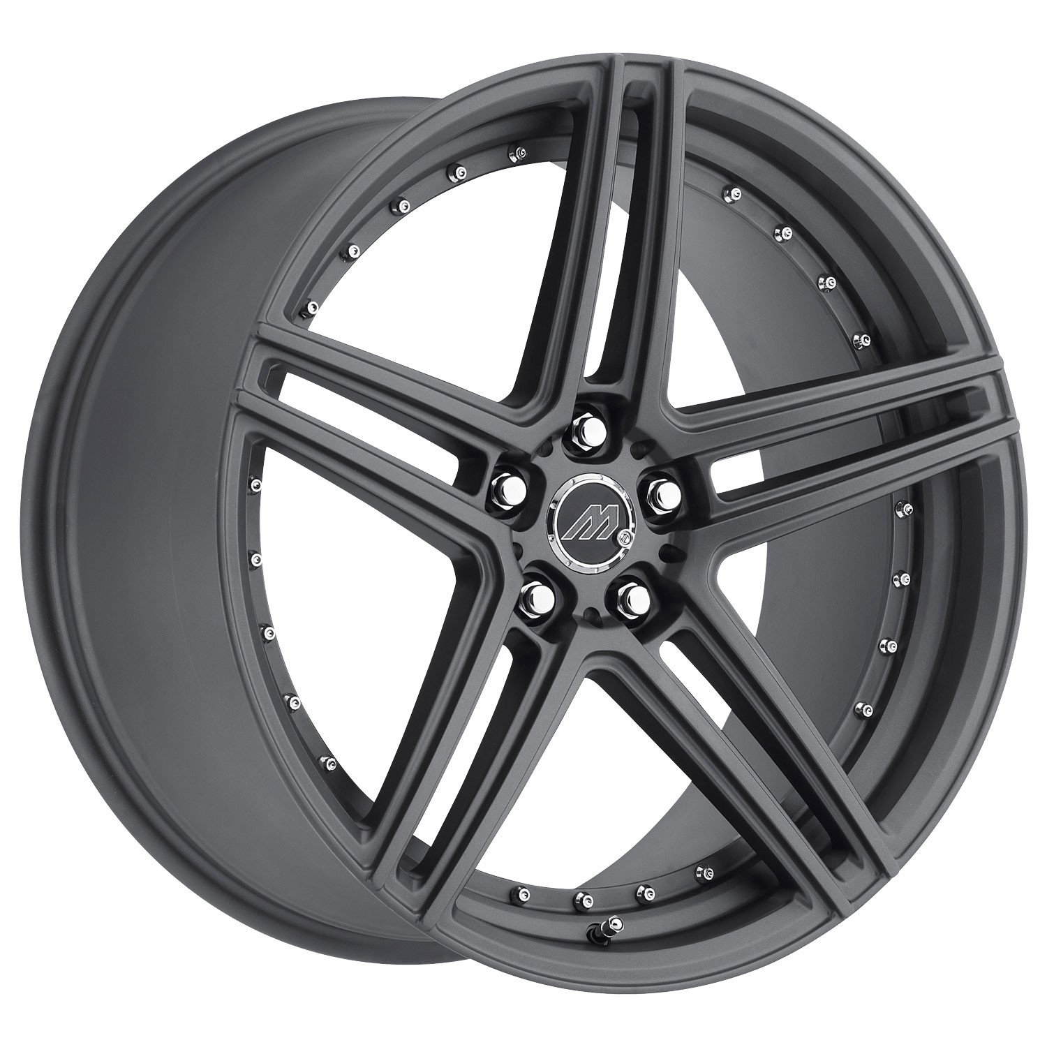 MACH MT2 Gunmetal Gray
