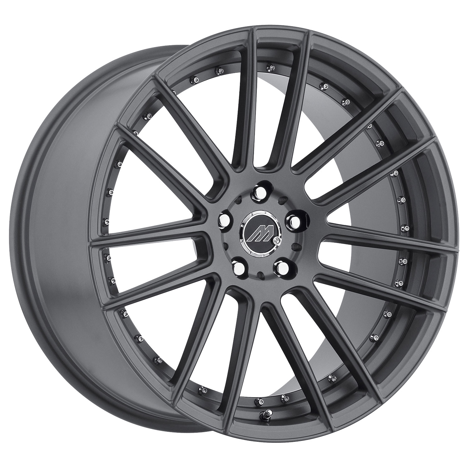 MACH MT7 Gunmetal Gray